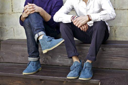 Любите ли вы Desert Boots так, как люблю их на мужчинах я?